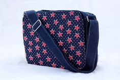 Liberty Panel shown on the Booie Bag