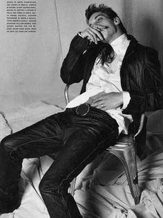Jonathan Rhys Meyers Vogue L'Uomo 2003 by David Bailey Black And White People, David Bailey, Jonathan Rhys Meyers, Children Images, Shirtless Men, Hot Guys, Hot Men, Sexy Men, Actors & Actresses