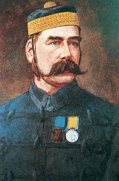 Lieutenant George Dare Dowell, VC (1831–1910), Royal Marine Artillery
