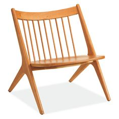 Oskar Lounge Chair - Chairs - Living - Room & Board