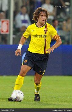 Carles Puyol | FC Barcelona.                                                                                                                                                     Más