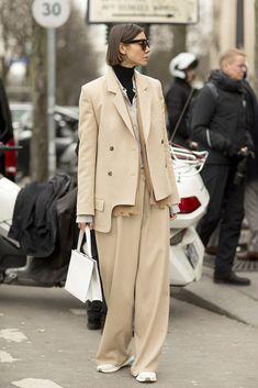 """Best of Paris Fashion Week Street Style """