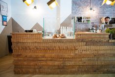 Brunswick Cafe Bed Stuy Brooklyn; Gardenista