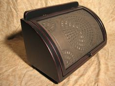Jim I received my breadbox today in one piece.   It's beautiful, looks great in my kitchen.  Thank you, Steve.