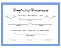 Use our commitment ceremony printable certificates in your commitment ceremony for free. Free Certificate Templates, Printable Certificates, Wedding Certificate, Marriage Certificate, Vows, Wedding Inspiration, Love You, Pdf, Storms