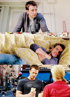 Chris Evans in What's Your Number (2011)