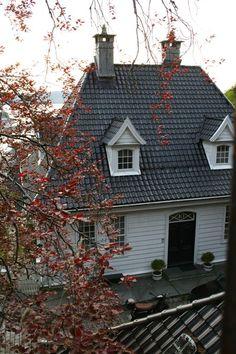 A Favorite House in Bergen, Norway