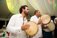 Puerto Rico Wedding with Plena