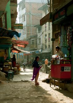 #Thamel Bazaar #Kathmandu