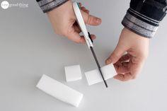 Magic erasers
