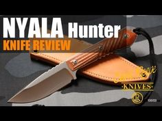 Chris Reeve Nyala Hunting Knife Review. http://www.osograndeknives.com/store/catalog/fixed-blade-skinning-knives/chris-reeve-nyala-classic-skinner-brown-micarta-scales-leather-sheath-4308.html