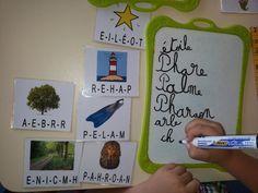 Dictées muettes (niveaux 4 et 5): vidéo et carte à imprimer - Objectif MaternelleObjectif Maternelle