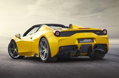 ferrari presents limited edition 458 speciale aperta