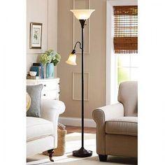 Renfield Oxidized Bronze Floor Lamp