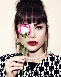 Top Magazine - Maria Casadevall on Behance