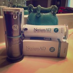 NERIUM DAY & NIGHT!❤️ Both less than price of 1 Sampled twice Nerium AD Other
