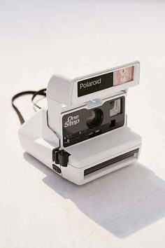 UO Custom Impossible One Step Camera Kit - White - Urban Outfitters