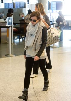 Emma's airport style <3
