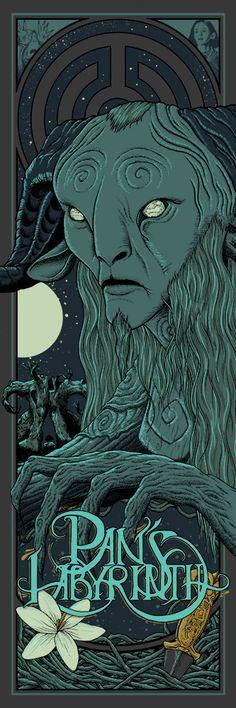 Pan's Labyrinth - Jared Wright ----