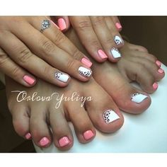 """178 Likes, 1 Comments - #pedicure_nmr (@pedicure_nmr) on Instagram: """"Мастер @orlovayu…"""""""