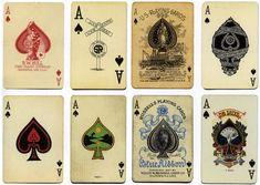 iiiinspired: aces of spades