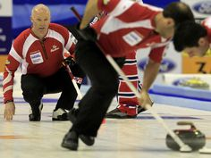 Glenn Howard downs Norway at world curling championship Curling, Norway, World, Sports, The World, Sport, Peace, Earth
