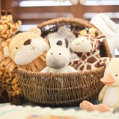 noah's ark baby shower decoration ideas - Google Search
