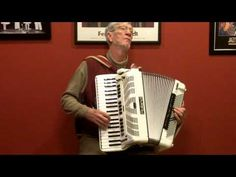 """Carol of the Bells,"" wonderfully performed on the accordion."