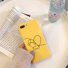 Art Phone Cases, Cool Iphone Cases, Diy Phone Case, Iphone Case Covers, Iphone 8 Plus, Aesthetic Phone Case, Huawei Phones, Coque Iphone, Iphone 4s