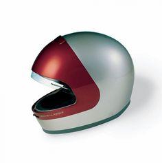 Dang.  That is a stylish helmet.