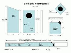PDF Plans Birdhouse Plans For Bluebirds Download grinder jig ...