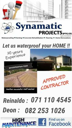 Waterproof Paint, Painting Concrete, Flooring, Let It Be, Projects, Log Projects, Wood Flooring