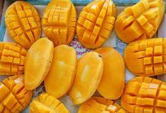 Delicious palate stimulating Native Filipino Mango......