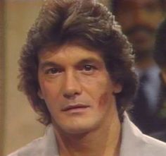 "Jean Le Clerc as Jeremy Hunter in the soap, ""All My Children."""