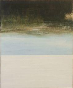 Jean-Marie Bytebier, The world turned upside down, 2015 Acrylic on panel 35x28cm Courtesy Galerie Van De Weghe