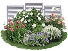 You can find bedding ideas for every garden here Garden ideas with planting instructions and care tips Amazing Gardens, Beautiful Gardens, Container Gardening, Gardening Tips, Vegetable Gardening, Landscape Design, Garden Design, Rosen Beet, Gardens