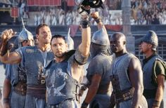 Gladiator (2000)  Photos with Russell Crowe, Djimon Hounsou, Ralf Moeller