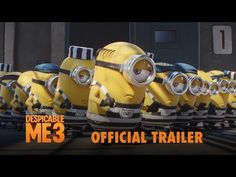Despicable Me 3 | Gif Creator | In Theaters June 30, 2017