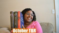 It's that time again where I have way more books on my TBR than I can possibly read. I'm still hoping to get through as many books on this list as possible. Mocha Girls, Crown Of Midnight, The Heirs, Book Nerd, October, Books, Livros, Livres, Book
