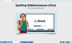 Flitskaarten Spelling