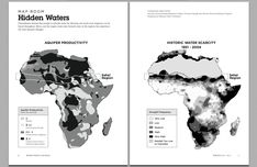 Africa's recently mapped groundwater