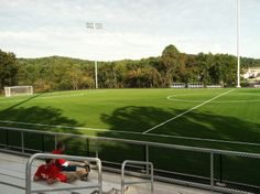 New construction and extensive renovations have created a state-of-the-art soccer facility at Cal U that meets all NCAA standards for intercollegiate soccer, including night games and broadcasting.