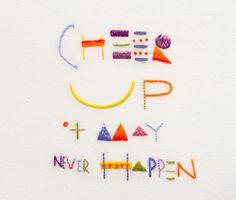 Maricor/Maricar Cheer Up It May Never Happen