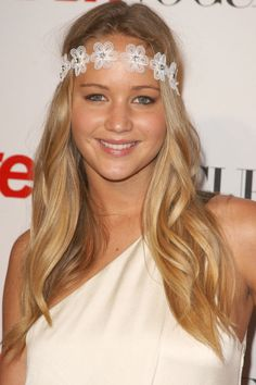 46 looks from Jennifer Lawrence's beauty transformation through the years, here: