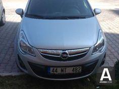fiyatı düştü acilll satılık 2012 model opel corsa 13 cdti
