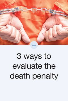 Question of the Day: Is the death penalty wrong? Read answer here: http://www.kcm.org/read/question-of-the-day?field_questions_date_value%5Bvalue%5D%5Bdate%5D=April+29May+6