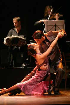 The tango originated in Argentina in the mid-1800's. There are many different styles of tango for dancers to enjoy. The tango is considered a very sensual dance. Throughout Argentina, visitors can enjoy tango dancing dinner shows where professionals show off their moves, then head to a dance hall to tango the night away.