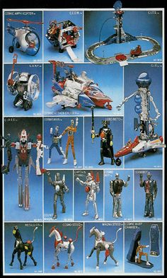 Micronauts ad via http://www.innerspaceonline.com/icindex/ics2index.jpg