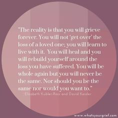 64 Quotes After Grief and Life After Loss Whats your Grief