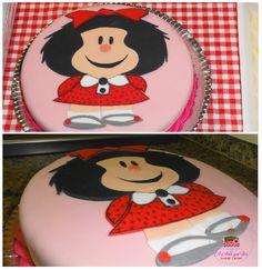 Aniversário da Ana   #mafaldacake #fofoletecake #anaquefez